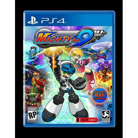 Deep Silver Mighty No 9 Video Juego  Ps4