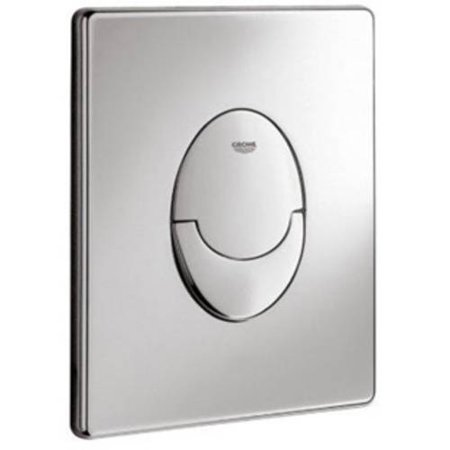 grohe 38505000 skate air wall plate available in various colors. Black Bedroom Furniture Sets. Home Design Ideas
