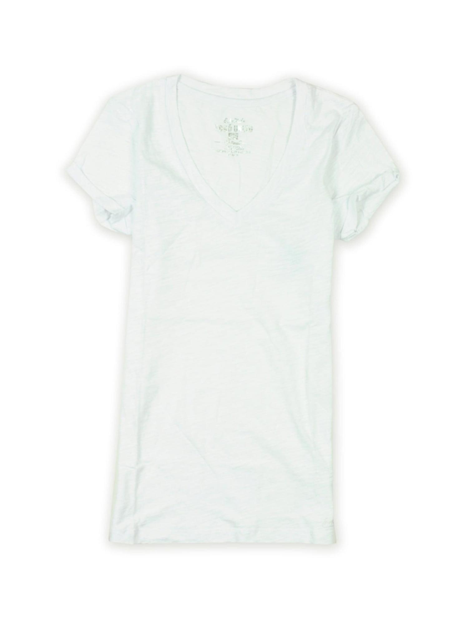 Ecko Unltd Womens Stripe Slub Graphic T-Shirt truekord M