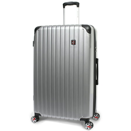 SwissTech Exhibition 30″ Polycarbonate Hard Side Check Luggage