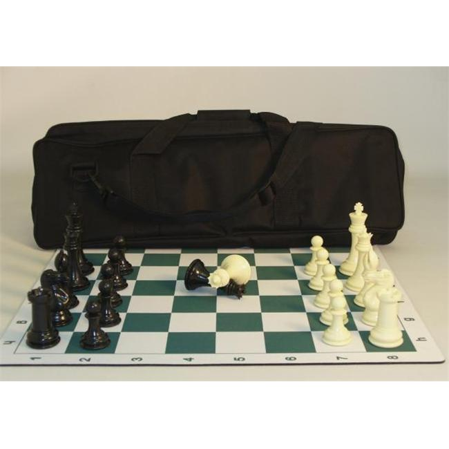 CNChess 95404-23 Chess Tournament Traveling Kit