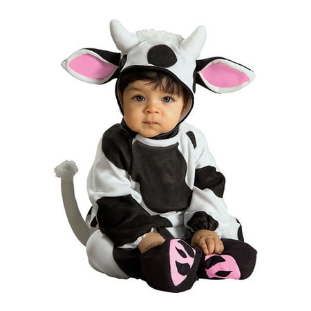 Baby In Cow Costume (Baby Cow Costume Rubies 81222 888086,)