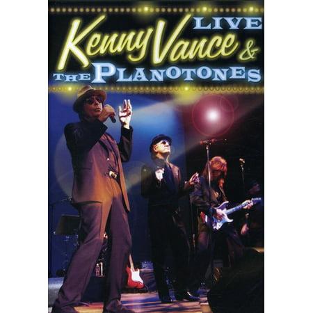 Kenny Vance   The Planotones Live