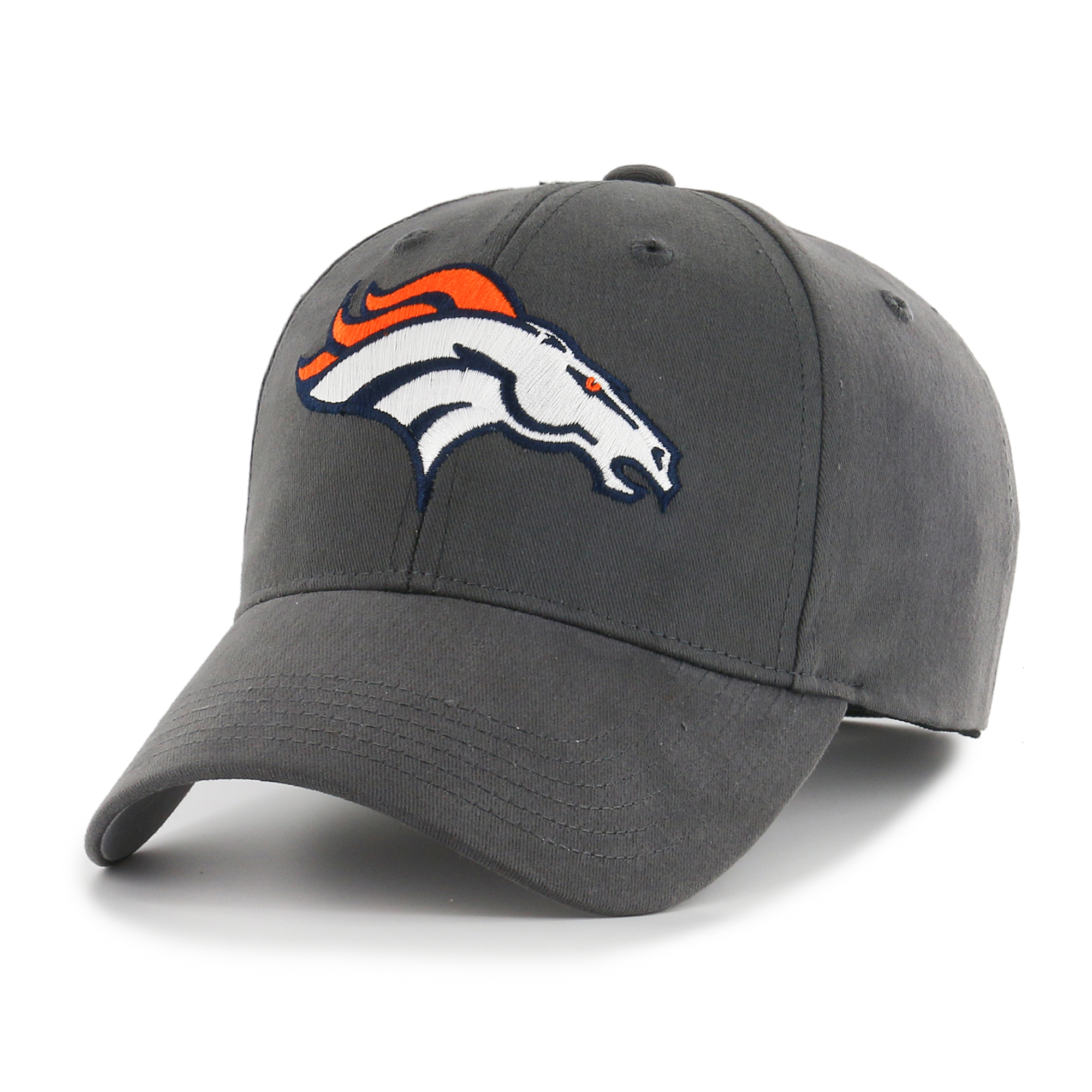 NFL Denver Broncos Basic Adjustable Cap/Hat by Fan Favorite