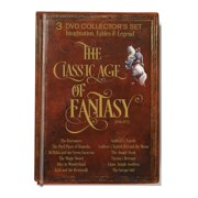Classic Age Of Fantasy: 3 Dvd Collector's Set by