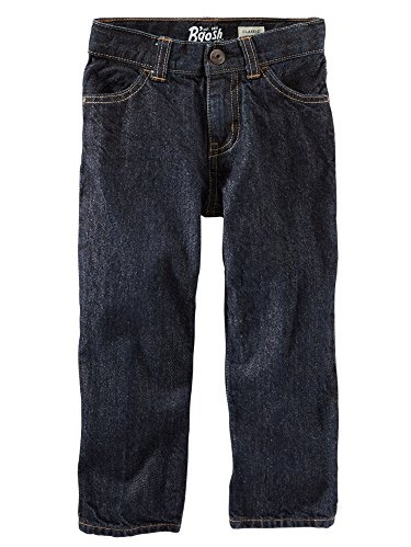 OshKosh B'gosh Baby Boys Classic Fit Jeans- River Dark