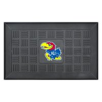 FanMats University of Kansas Medallion Door Mat