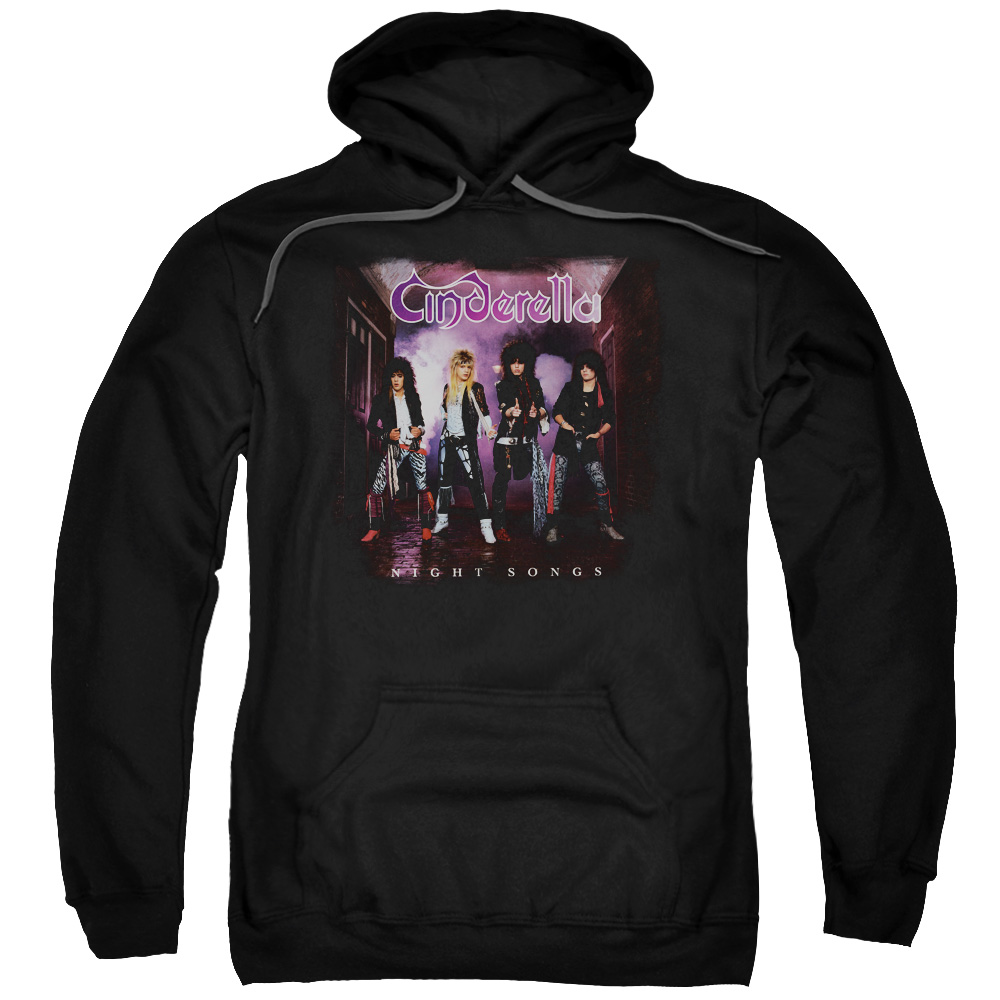 Cinderella Night Songs Mens Pullover Hoodie