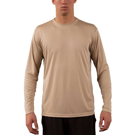 Vapor Apparel Men's UPF 50+ UV (Sun) Protection Long Sleeve Performance Shirt - 50 Clothes