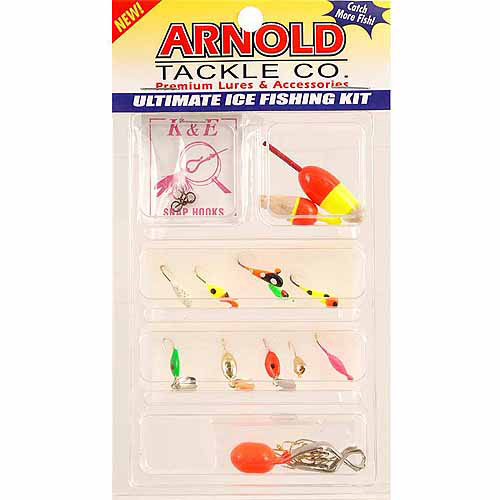 Arnold Tackle 25-Piece Kit