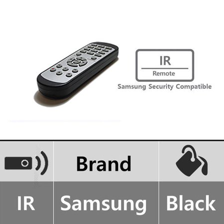 Camera Remote Controller - Samsung Wisenet EP10-001090A Surveillance Remote Controller for Samsung Wisenet Security Camera Systems
