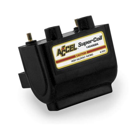 Accel 140406BK Super Coil - Black