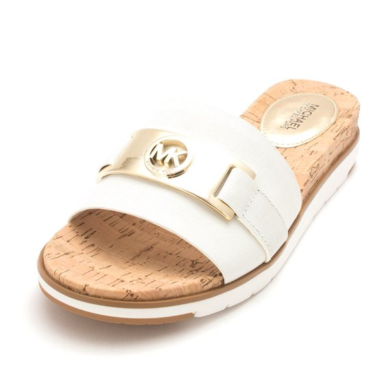 3e58d5bec76d Michael Kors - Michael Kors Womens Warren Sandal Leather Open Toe ...