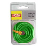 Wire 14 Awg Green Stranded 20'