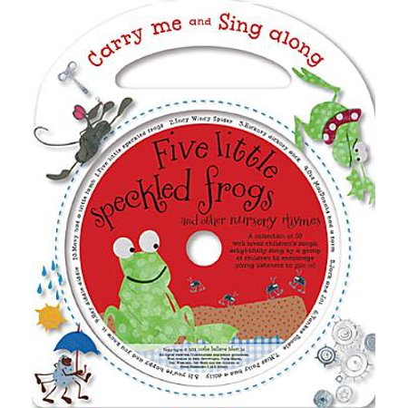 5 Little Speckled Frogs and Other Nurser (Board Book)](Little Frogs)