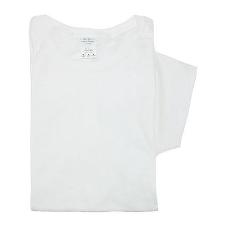 - Women Cotton Crew Neck T Shirt