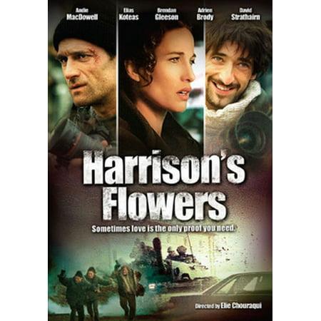 Harrison's Flowers (DVD)](Harbison Movies)