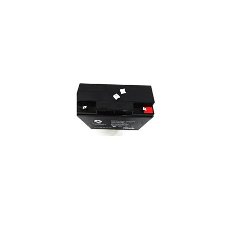 SPS Brand 12V 18 Ah terminal F2 Replacement Battery for AJC D18S F2 (1