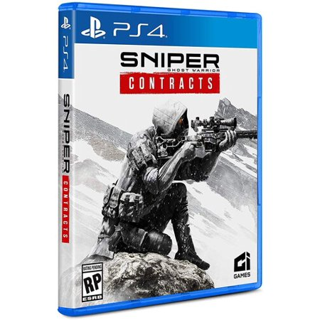 Sniper Ghost Warrior Contracts for PlayStation 4