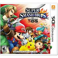 Super Smash Bros., Nintendo, Nintendo 3DS, [Digital Download], 0004549668052