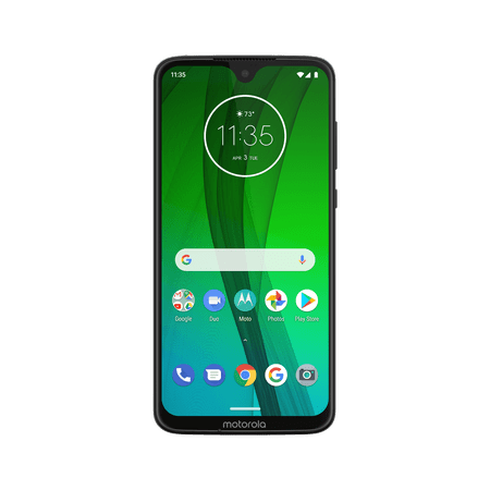 Moto G7 - 64GB - Unlocked - Black