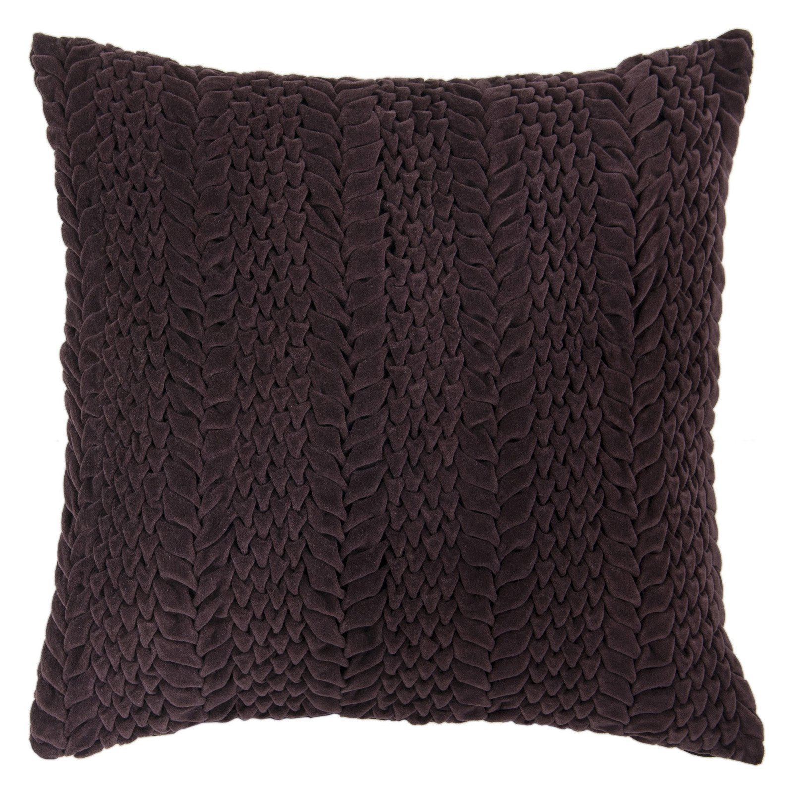 Surya Arrowhead Decorative Pillow - Purple