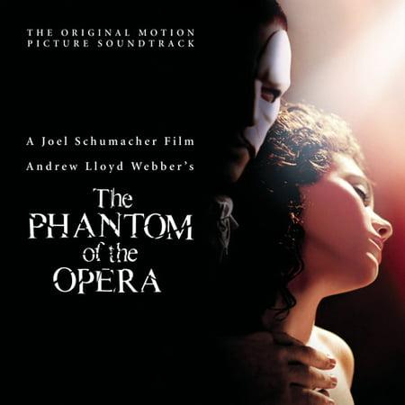 The Phantom of the Opera Soundtrack (CD)](Phantom Of The Opera Halloween Music)