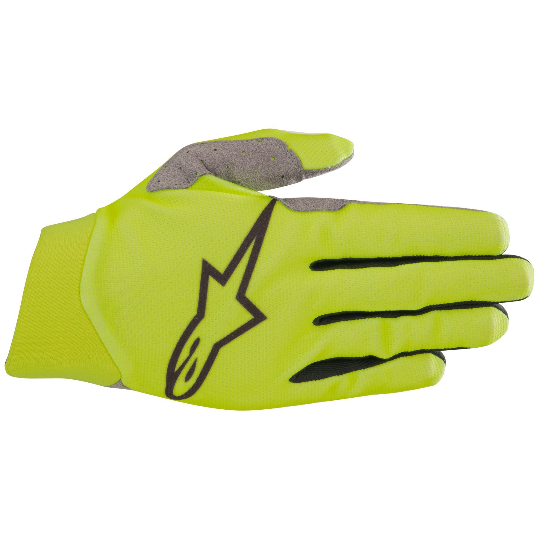 Alpinestars Dune S9 MX Offroad Gloves Yellow