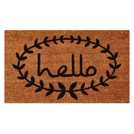 Calloway Mills Calico Hello Outdoor Doormat 17