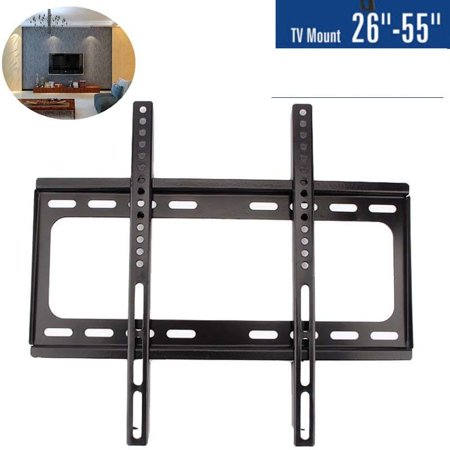 full motion tv wall mount bracket for 26 27 32 46 50 55 inch led lcd flat screen. Black Bedroom Furniture Sets. Home Design Ideas