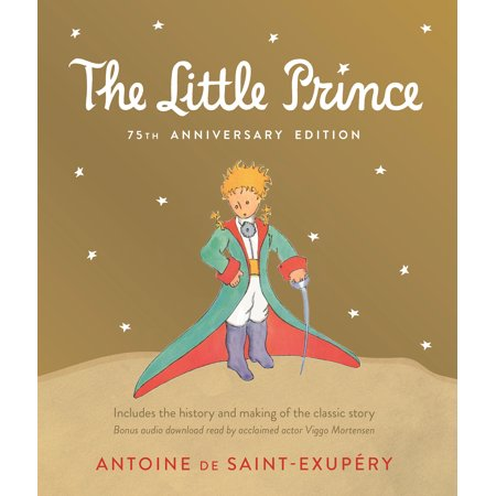 Little Prince 75th Anniversary Edition : Includes the History and Making of the Classic Story - The Story Of Halloween History