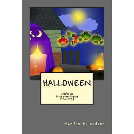 Halloween Treats For School Class (Halloween : Oklahoma Treats-N-Tricks,)