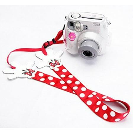 Camera Shoulder Neck Strap Belt for Fujifilm Instax Camera Mini8,Mini7s,Mini25,Mini26,Mini90 and All DSLR Camera Nikon Canon Sony Pentax