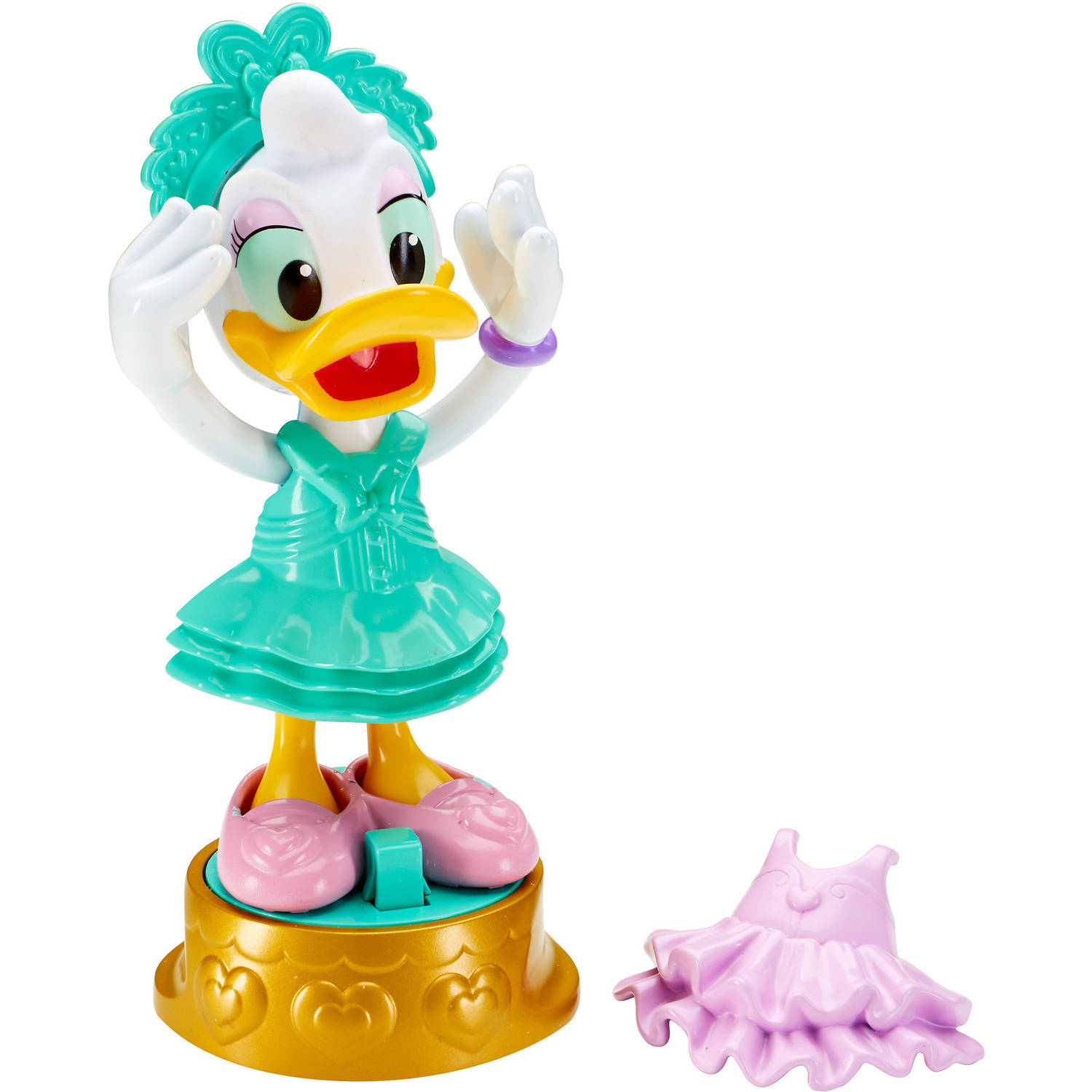 "Disney Minnie Mouse 5"" Pretty Pirouettes Daisy"