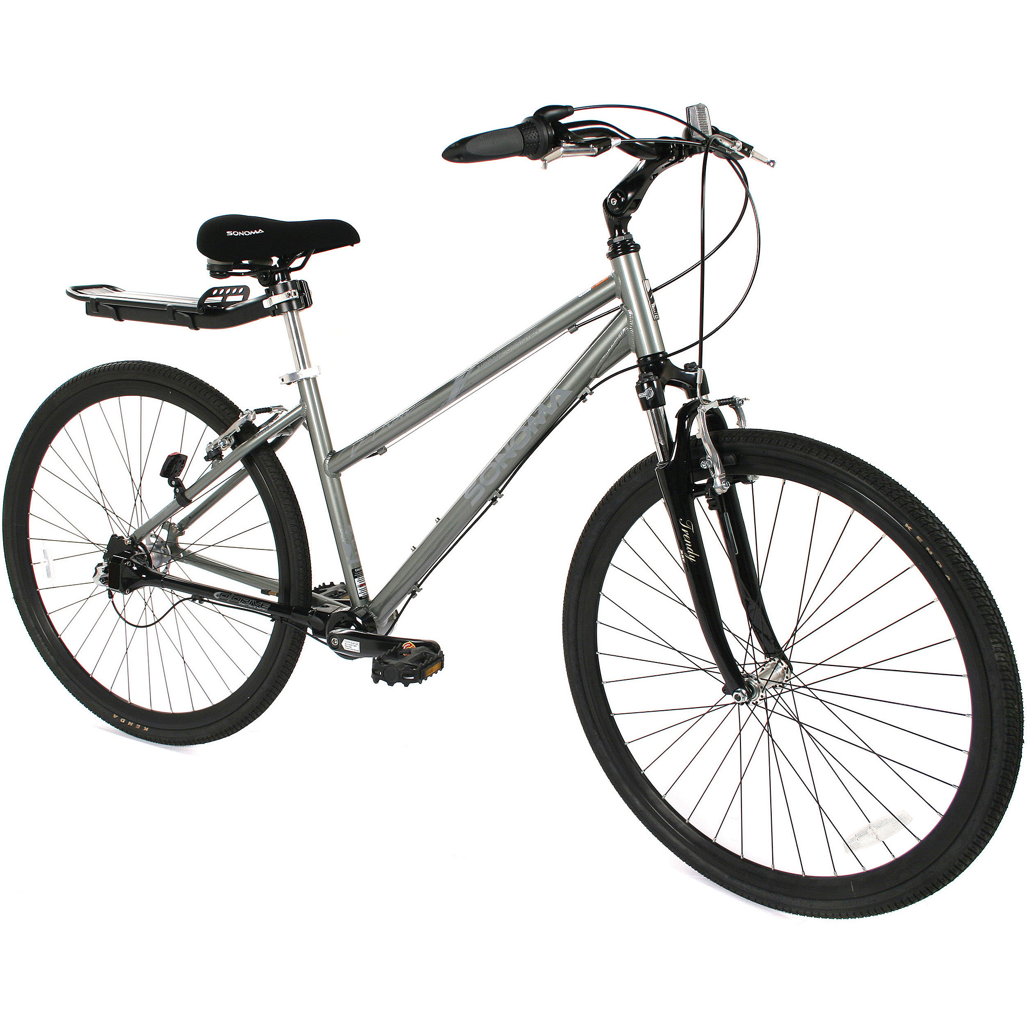 "Sonoma 28"" Women's 3-Speed D-Drive Bicycle"