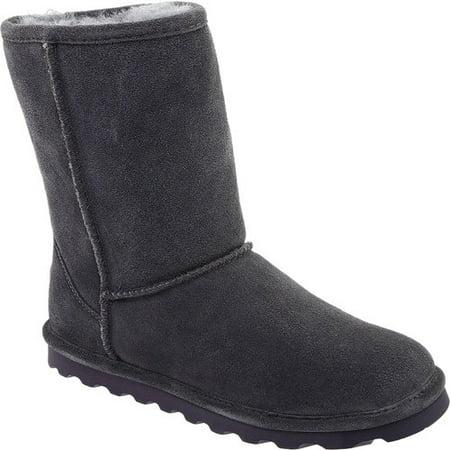 6a702a835540 bearpaw - bearpaw women s elle short boot - Walmart.com