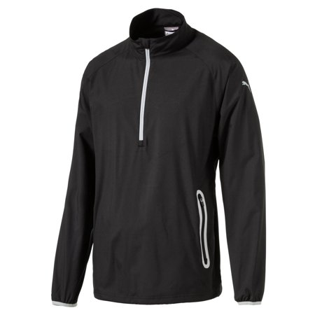 PUMA 1/2 ZIP WIND JACKET MEN'S GOLF WINDBREAKER - NEW 2017- PICK SIZE & - Puma Golf Vest