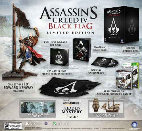 Ubisoft 39811 Assassins Creed Iv B F Ce Ps3