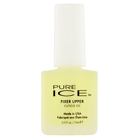 (4 Pack) Pure Ice 1257 Fixer Upper Cuticle Oil Nail Polish, 0.5 fl