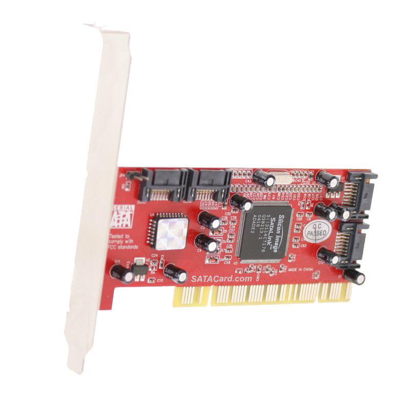 Coolgear Silicon Image 3114 Chip SATA I Raid Card