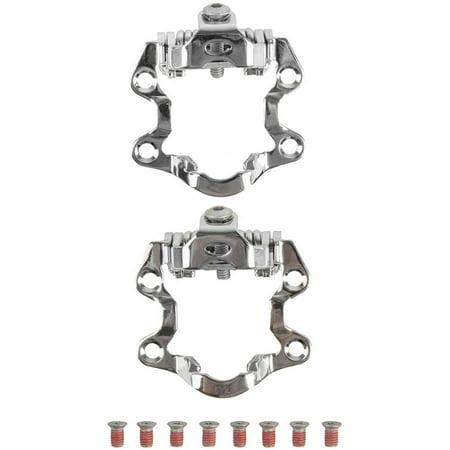 Exustar E-Emm276 SPD-Compatible Clipless System for E-PM820-2 BMX/MTB (Pedal System)