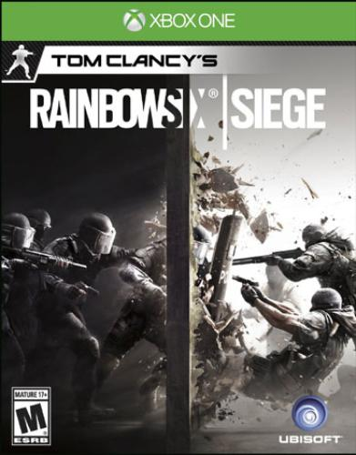 Tom Clancy's Rainbow Six: Siege, Ubisoft, Xbox One, 887256014681 by Ubisoft Montreal