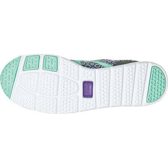 055e7033 Asics Women's Metrolyte Gem Shoes Titanium/Mint/Orchid 6.5