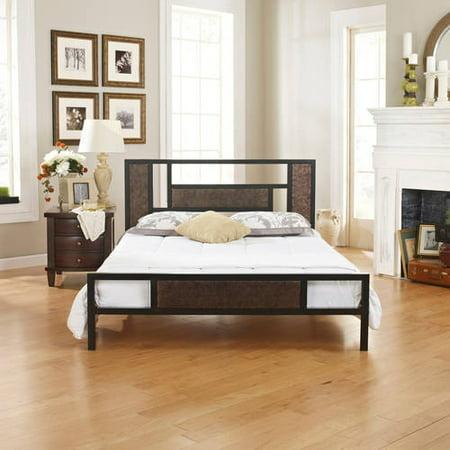 Premier Christa Metal Platform Bed Frame Twin
