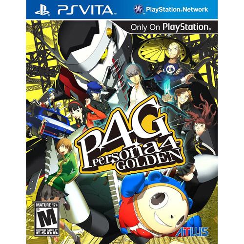 Persona 4 Golden (PS Vita)
