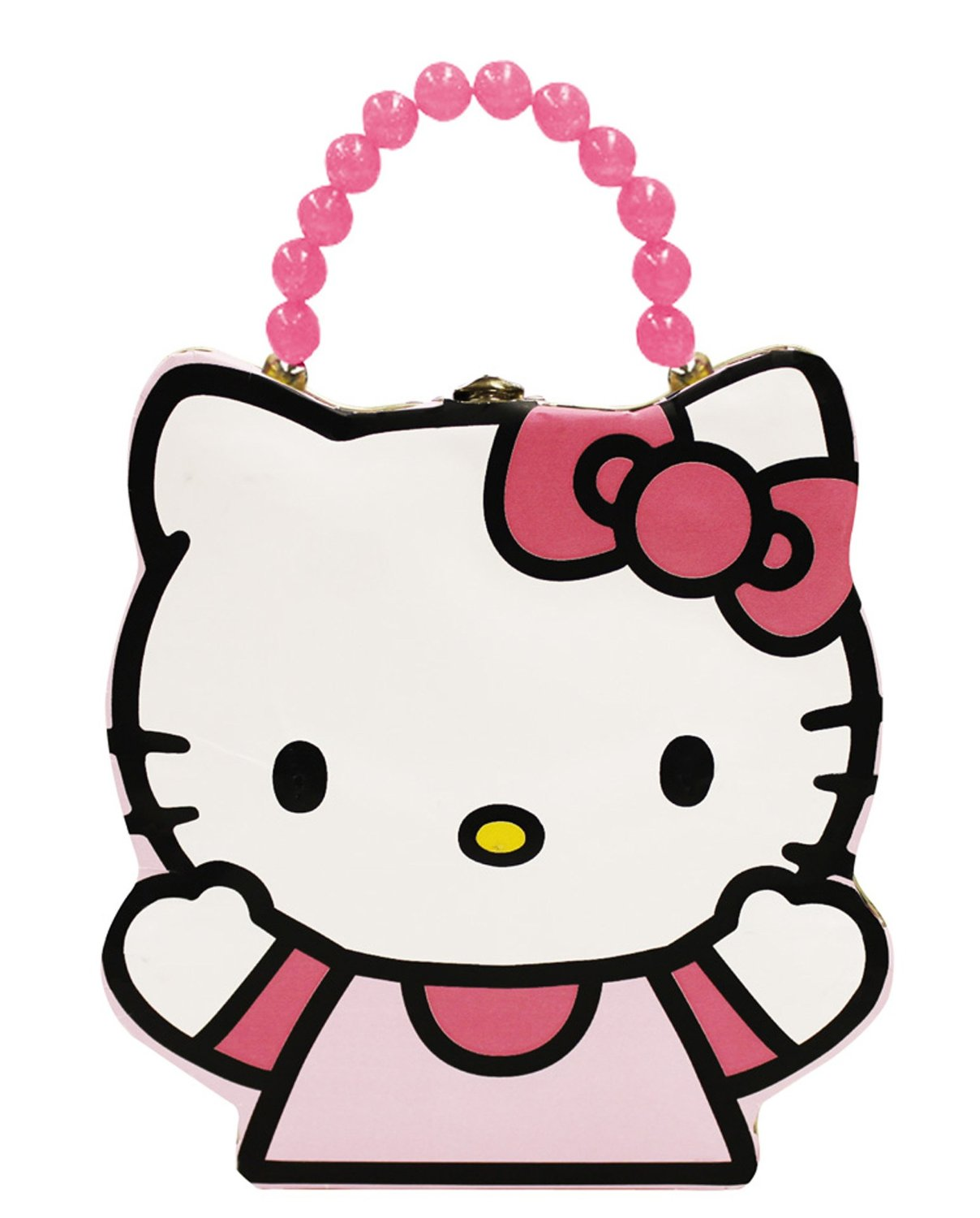 Purse Hello Kitty Kitty Face Metal Tin Box New Gifts Toys Licensed 698207 by The Tin Box
