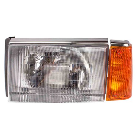 HEAD LIGHT & SIDE MARKER LAMP - 88-97 WIAES, WCA AERO, WIA SLEEPER - -