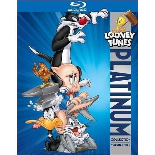 Looney Tunes: Platinum Collection - Volume Three (Blu-ray) (Full Frame)