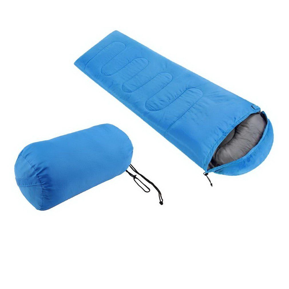 Waterproof XL Mummy Sleeping Bag Comfort Temperature Range of 45-60�F Camping Lazy Bag. Perfect for Camping, Hiking,... by