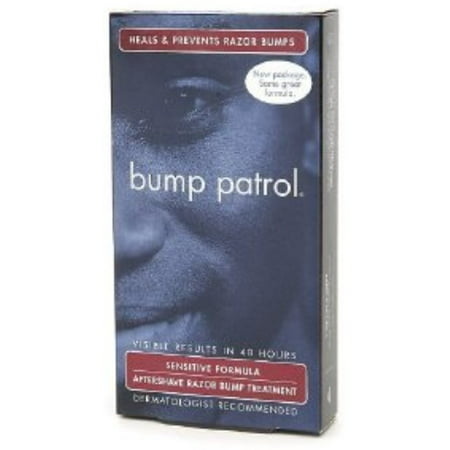 MM Products Bump Patrol  Aftershave Razor Bump Treatment, 2 oz